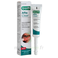 Gum Aftaclear Gel aphtes lésions buccales 10ml à EPERNAY