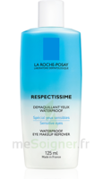 Respectissime Lotion waterproof démaquillant yeux 125ml à EPERNAY