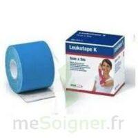 LEUKOTAPE K Sparadrap bleu 5cmx5m à EPERNAY