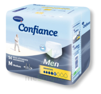 Confiance Men Slip absorbant jetable absorption 5 Gouttes Medium Sachet/14 à EPERNAY