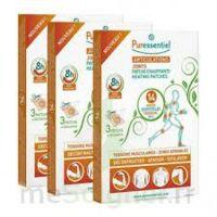 Puressentiel Articulations et Muscles Patch chauffant 14 huiles essentielles lot de 3 à EPERNAY
