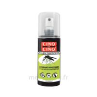 Cinq sur Cinq Zones Tempérées Lotion anti-moustique 100ml à EPERNAY