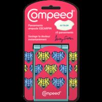 Compeed Ampoules Pansements spécial talon B/5 à EPERNAY