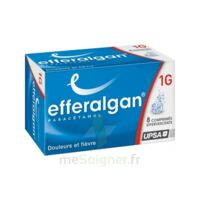 EFFERALGANMED 1 g Cpr eff T/8 à EPERNAY