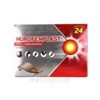 NUROFENPLAST 200 mg Emplâtre médic 4Sach à EPERNAY