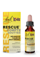RESCUE® KIDS Compte-gouttes - 10 ml à EPERNAY