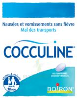 Boiron Cocculine Comprimés orodispersibles B/40 à EPERNAY