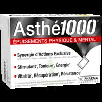 ASTHE 1000 Poudre à diluer épuisements physique & mental 10 Sachets à EPERNAY